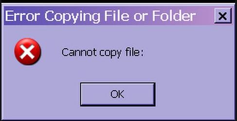 Cách fix lỗi không copy được file bên ngoài vào vps